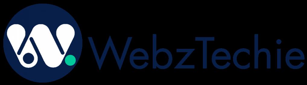 webztechie logo